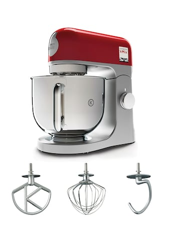 KENWOOD Küchenmaschine kMix KMX 750RD, 1000 Watt, Schüssel 5 Liter kaufen