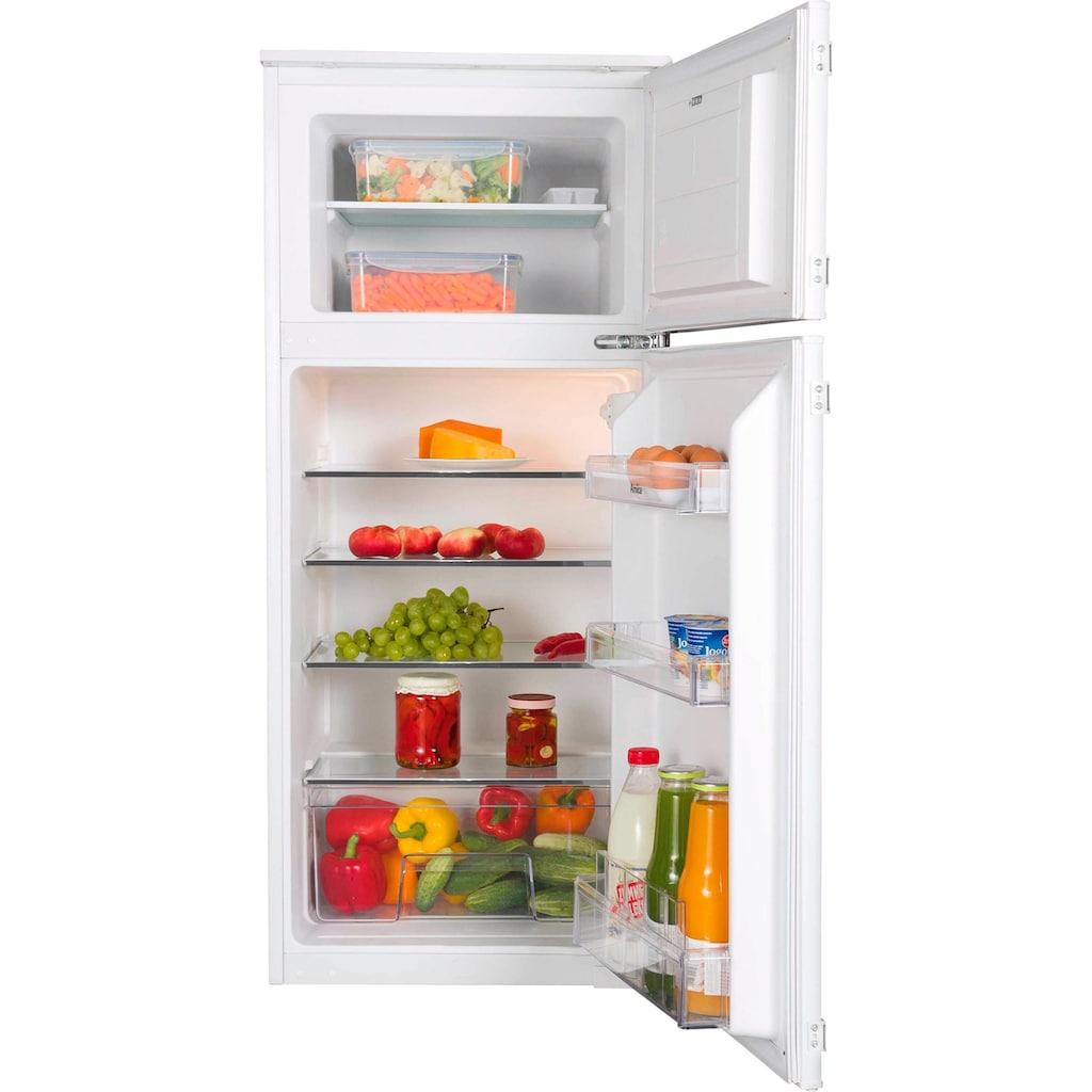 Amica Einbaukühlgefrierkombination »EDTS 372 900«, Abtauautomatik