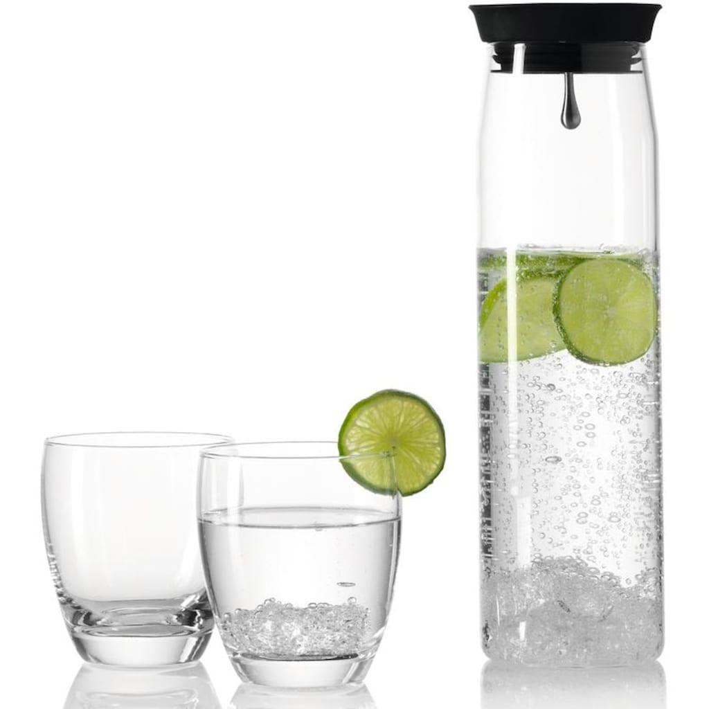 LEONARDO Wasserkaraffe »Brioso«, 1 Liter