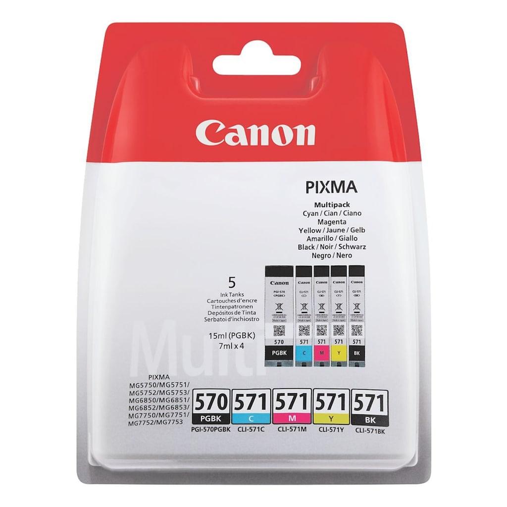 Canon Tintenpatronen-Set
