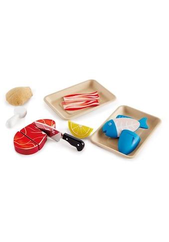 """Hape Spiellebensmittel """"Fisch & Fleisch Set"""", (9 - tlg.) kaufen"""