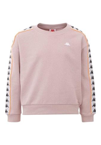 Kappa Sweatshirt »AUTHENTIC HANKA KIDS« kaufen