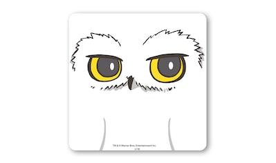 LOGOSHIRT Untersetzer mit Print »Eule Hedwig« kaufen