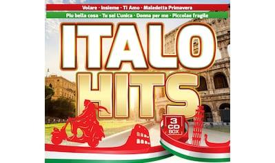 Musik-CD »Italo Hits / Various« kaufen