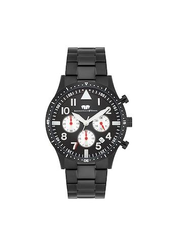 Rhodenwald & Söhne Chronograph »RWS005«, (1 tlg.), Armband aus Edelstahl kaufen