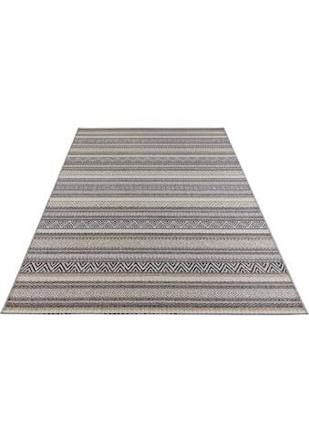 ELLE DECORATION Teppich »Rodez«, rechteckig, 6 mm Höhe, Flachgewebe, In- und Outdoor... kaufen
