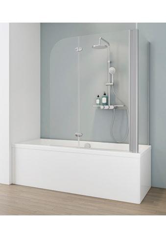 Schulte Badewannenfaltwand »YOUNGLINE«, teilgerahmt, BxTxH: 114,6 x 75 x 140 cm kaufen