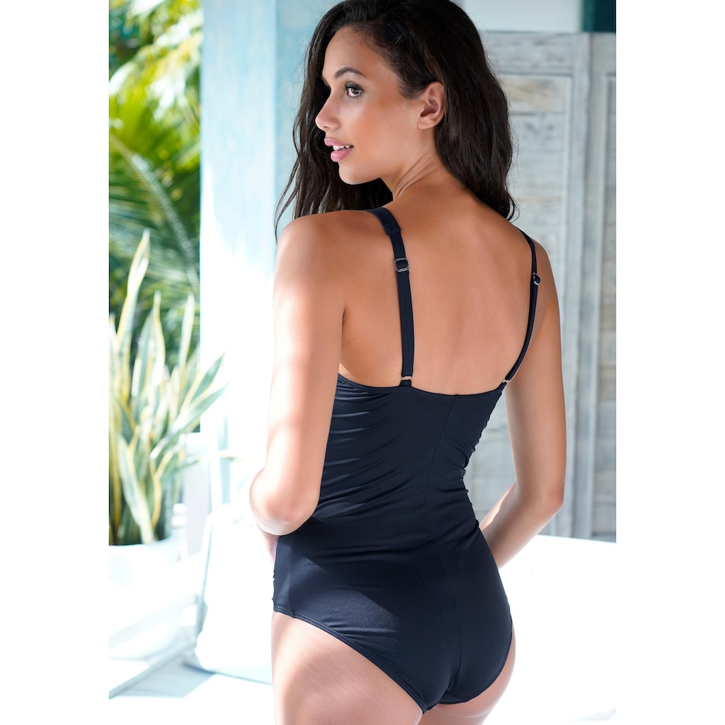 Sunseeker Badeanzug »Tahiti«, aus softer Microfaser