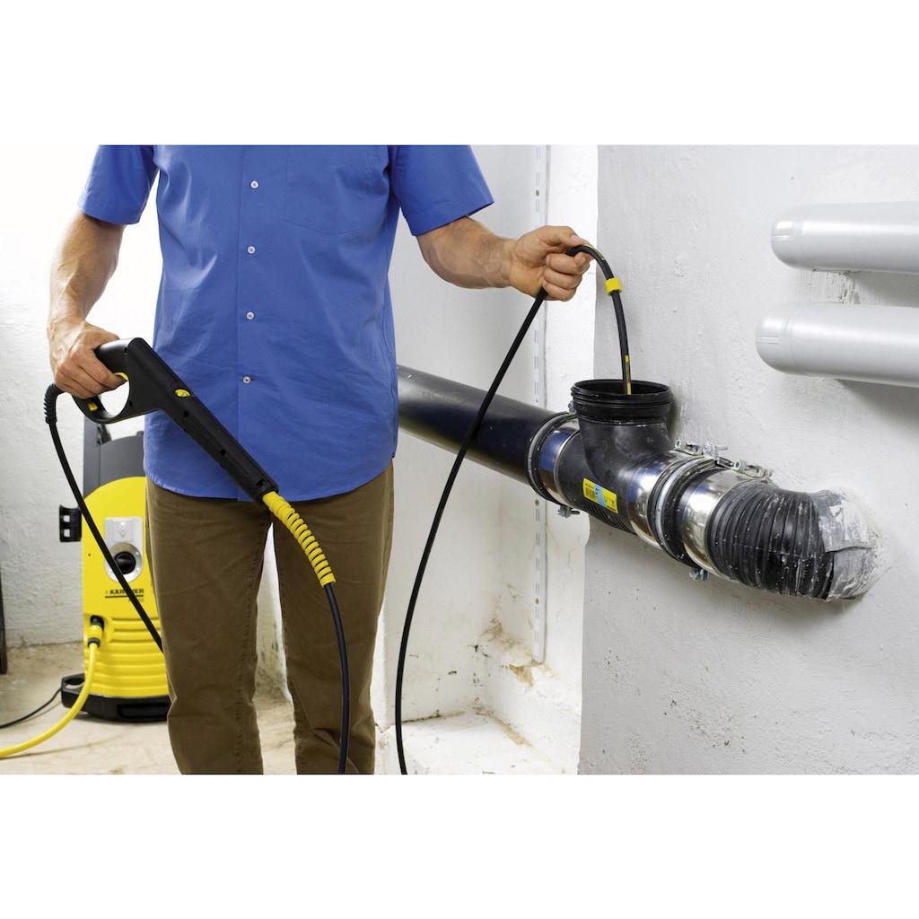 KÄRCHER Hochdruckschlauch, zur Rohrreinigung mit Hochdruckreiniger