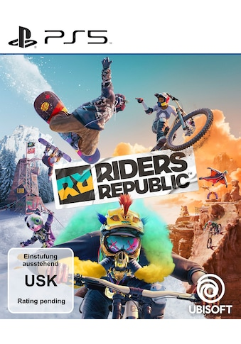 UBISOFT Spiel »Riders Republic«, PlayStation 5 kaufen