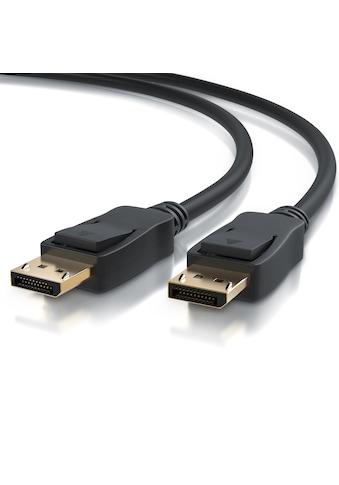Primewire Premium DisplayPort auf DisplayPort Kabel kaufen
