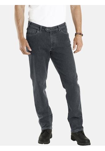 Jan Vanderstorm Comfort-fit-Jeans »CORTIE«, bequemer Unterbauchschnitt kaufen