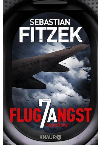 Buch »Flugangst 7A / Sebastian Fitzek« kaufen