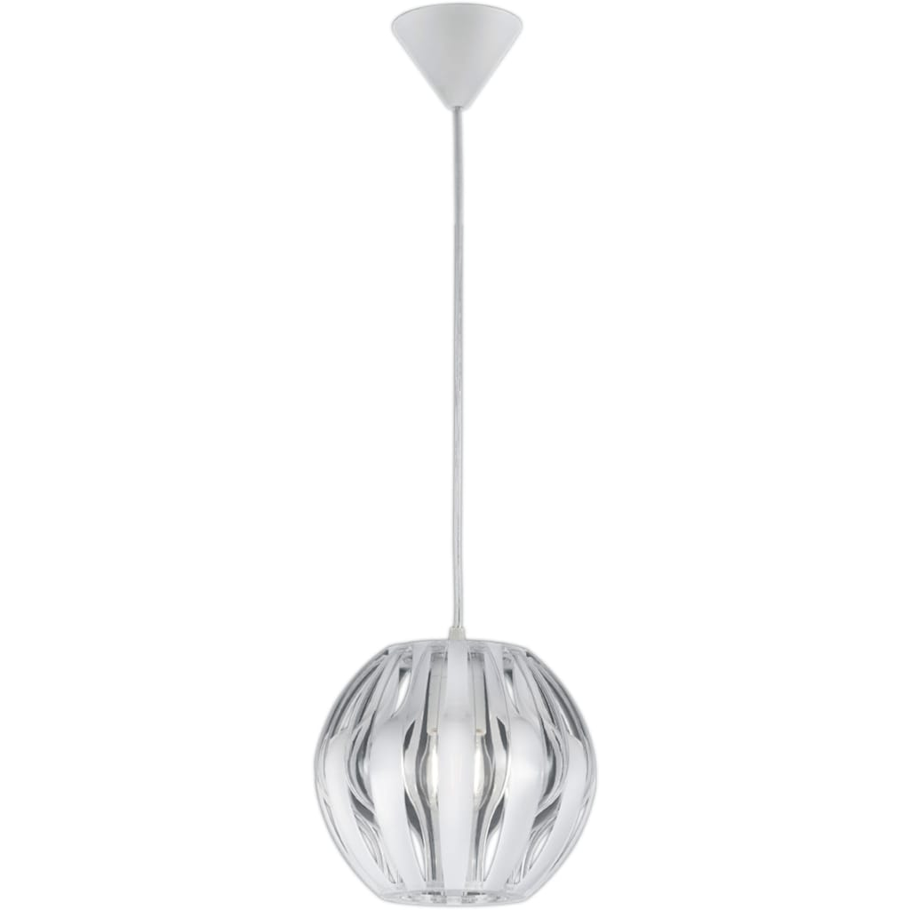 TRIO Leuchten Pendelleuchte »PUMPKIN«, E27, Hängeleuchte, Hängelampe