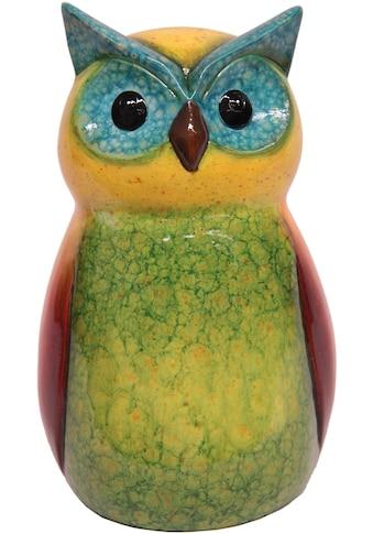 I.GE.A. Tierfigur »Eule«, 22/13 cm kaufen