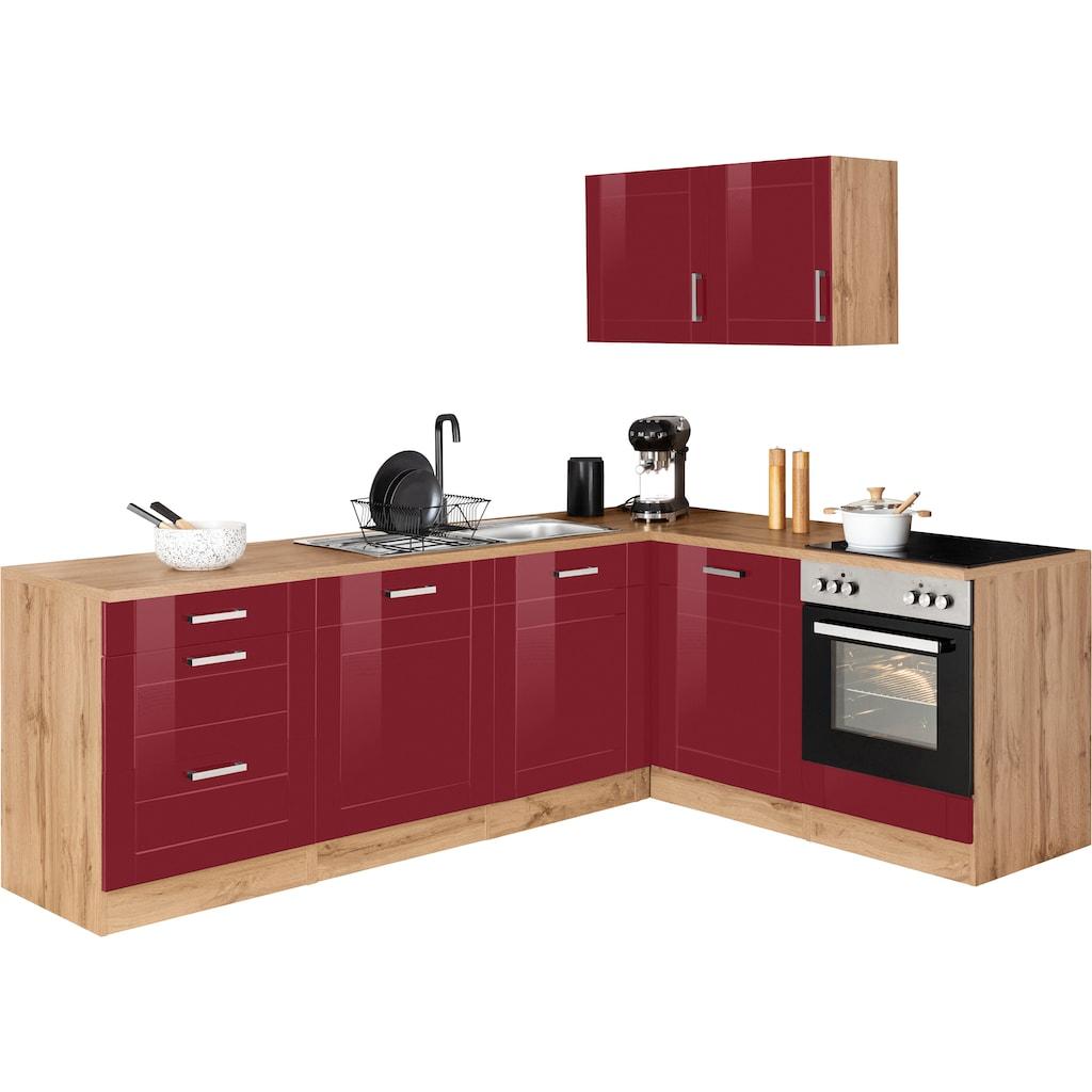 HELD MÖBEL Winkelküche »Tinnum«
