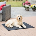ABUKI Hundematte »Kühlmatte«, für Hunde, 81x96 cm