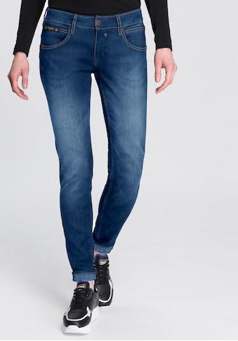 Herrlicher Slim-fit-Jeans »TOUCH SLIM ORGANIC«, umweltfreundlich dank Kitotex Technology kaufen