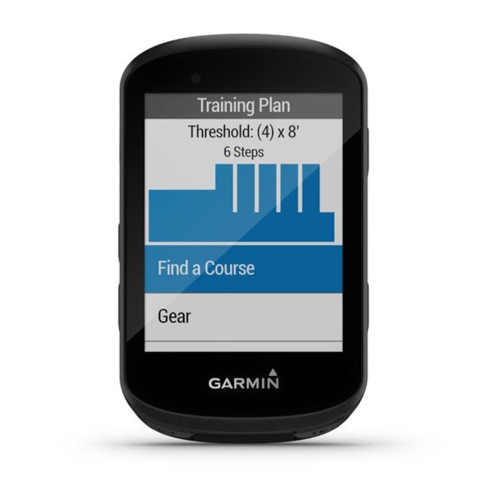 Garmin Fahrrad-Navigationsgerät »Edge 530 Mountain Bike Bundle«