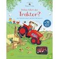 Buch »Nina und Jan: Wohin fährt der Traktor? / Gillian Doherty, Heather Amery, Stephen Cartwright«