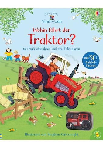 Buch »Nina und Jan: Wohin fährt der Traktor? / Gillian Doherty, Heather Amery, Stephen... kaufen