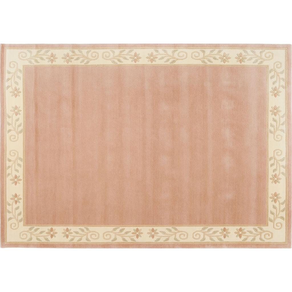 OCI DIE TEPPICHMARKE Orientteppich »Noblesse Vario 55«, rechteckig, 12 mm Höhe, handgeknüpft, Wohnzimmer