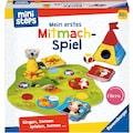 Ravensburger Spiel »ministeps®, Mein erstes Mitmach-Spiel«, Made in Europe, FSC® - schützt Wald - weltweit