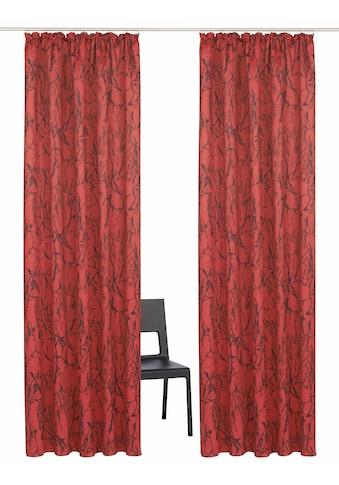 Vorhang, »Bamian«, my home, Kräuselband 2 Stück kaufen