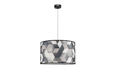BRITOP LIGHTING Pendelleuchte »ESPACIO«, E27, Hängeleuchte, Lampenschirm aus... kaufen