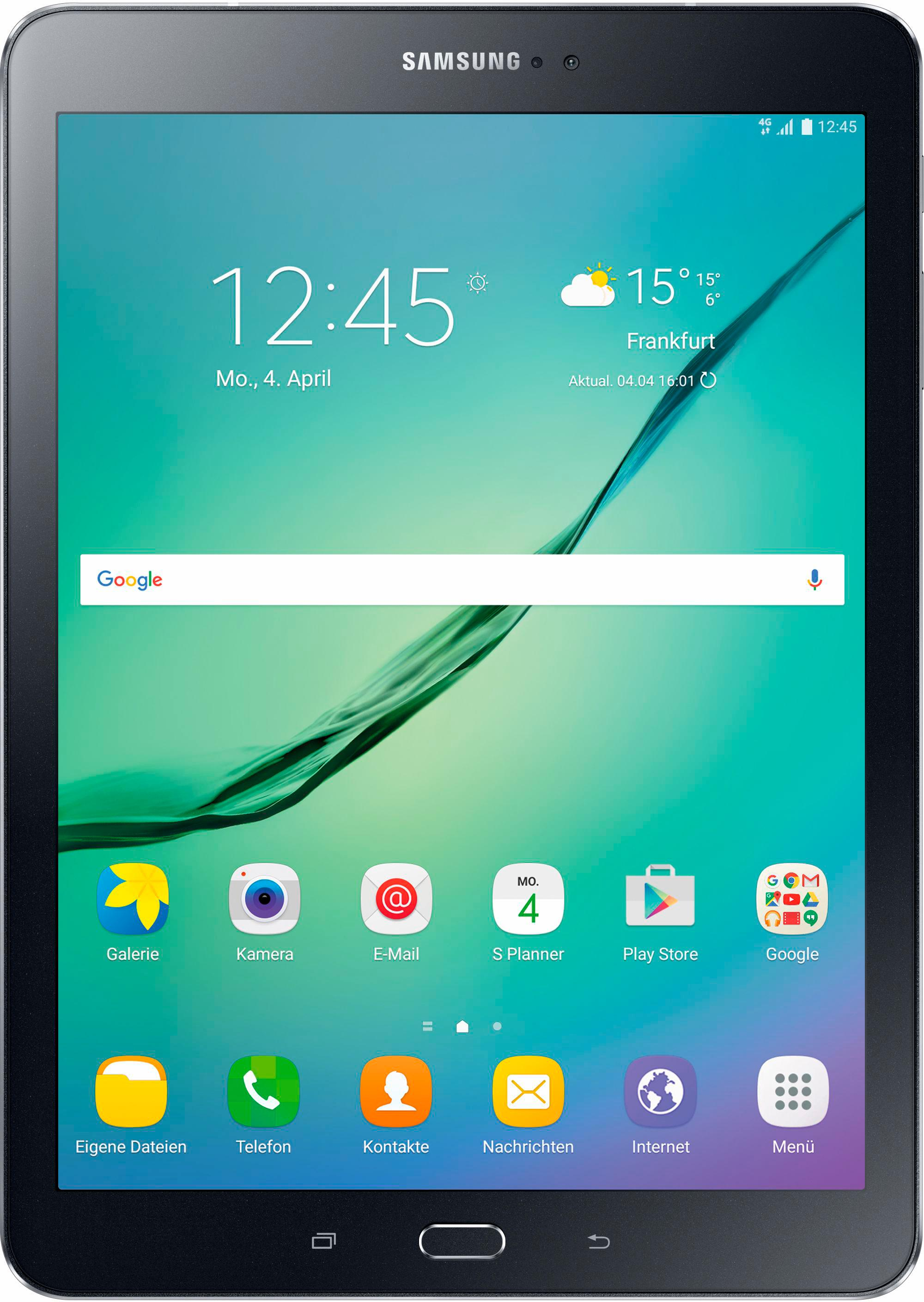 samsung galaxy tab s2 9 7 lte tablet 9 7 39 39 32 gb. Black Bedroom Furniture Sets. Home Design Ideas