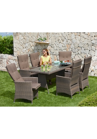 MERXX Gartenmöbelset »Valencia« kaufen