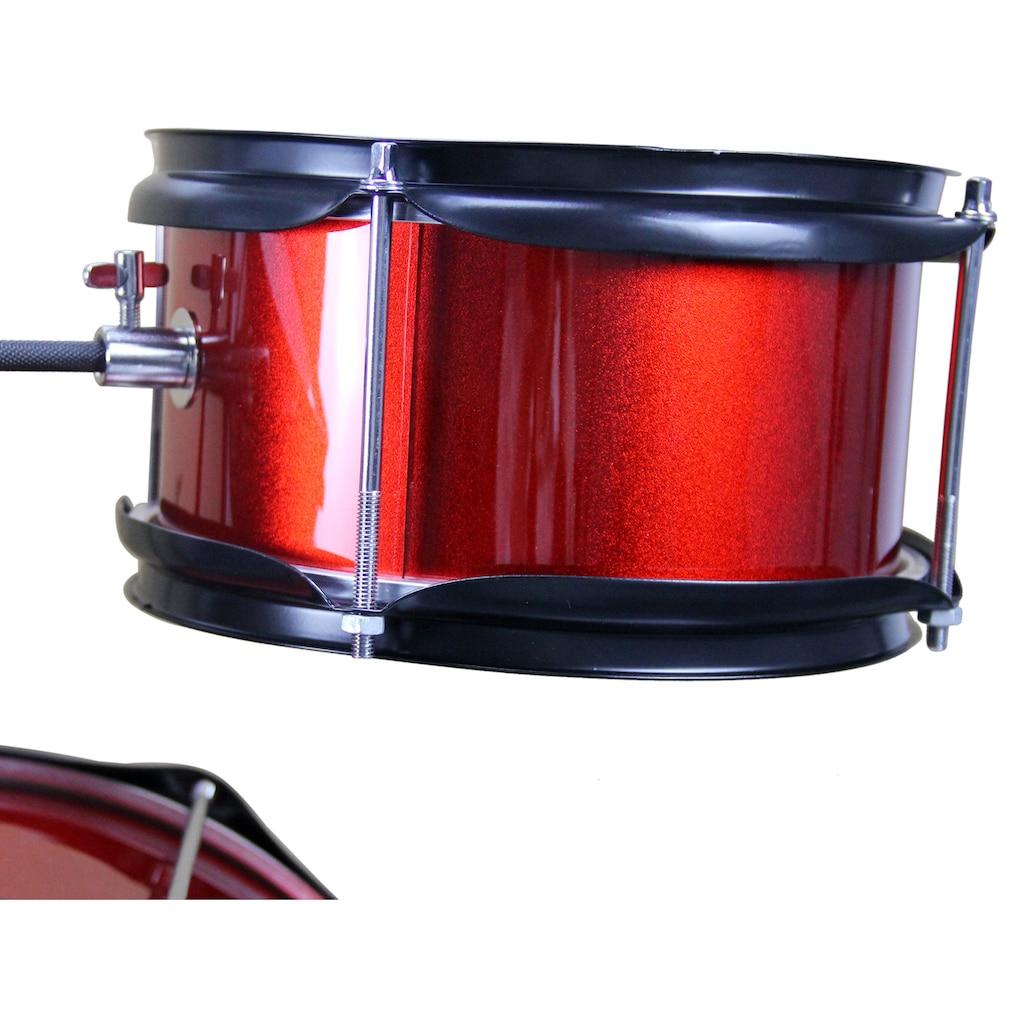 Clifton Kinderschlagzeug »Junior Drum, rot«