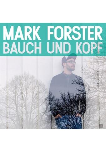Musik - CD Bauch Und Kopf / Forster,Mark, (1 CD) kaufen