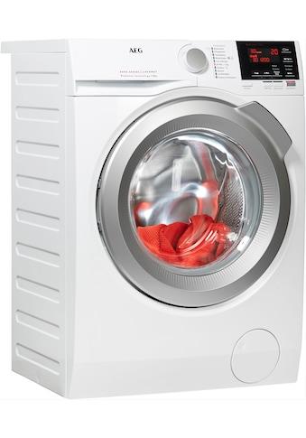 AEG Waschmaschine »L6FBA68«, 6000, L6FBA68, ProSense - Mengenautomatik kaufen
