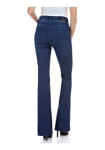 Replay Bootcut-Jeans »New Luz Flare«, mit taillenhohem Bund& breiten Gürtelschlaufen kaufen