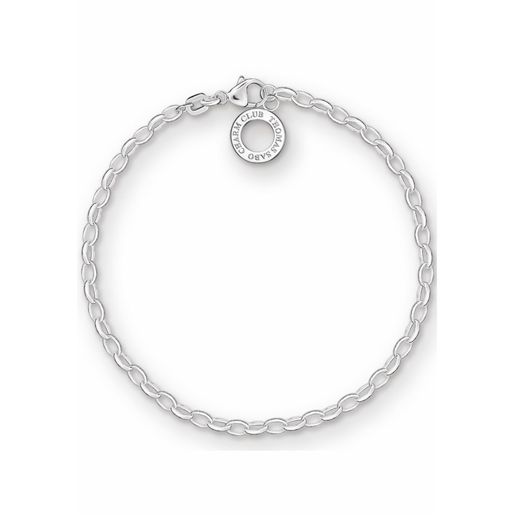 THOMAS SABO Charm-Armband »Classic, X0163-001-12«