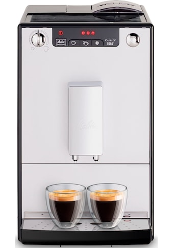 Melitta Kaffeevollautomat CAFFEO® Solo® schwarz - silber E 950 - 103, 1,2l Tank, Kegelmahlwerk kaufen