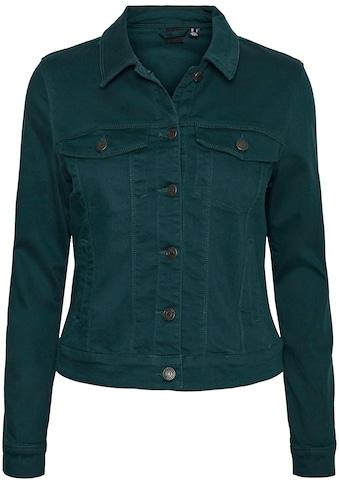 Vero Moda Jeansjacke »VMHOTSOYA LS JACKET« kaufen