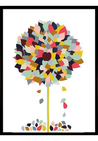 G&C Kunstdruck »Appletree«, 33/43 cm, gerahmt kaufen