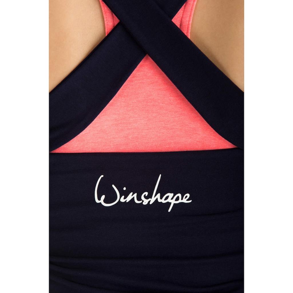 Winshape Sporttop »WVR25«, Cross Back Style