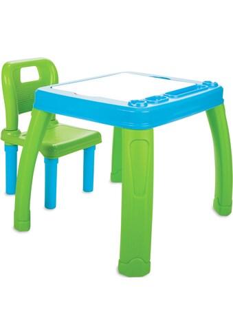 Jamara Kindersitzgruppe »Lets Study, blau«, (2 tlg.) kaufen