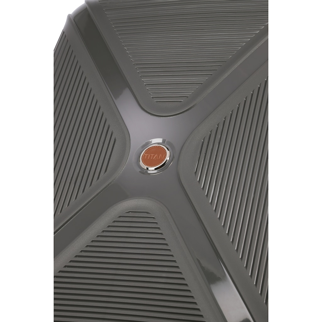 TITAN® Hartschalen-Trolley »Paradoxx L, 76 cm«, 4 Rollen