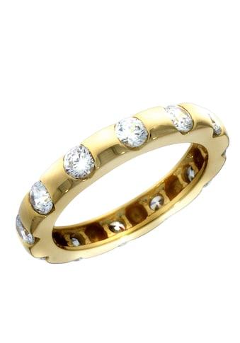 Vivance Ring »925/ -  Silber vergoldet Zirkonia« kaufen