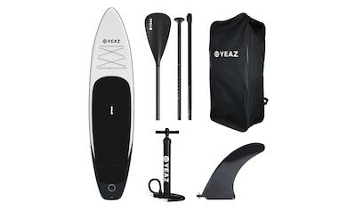 YEAZ Inflatable SUP-Board »NALANI - AQUATREK -«, (5 tlg.), inkl. Alu-Paddel, Handpumpe... kaufen