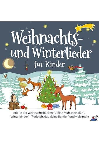 Musik - CD Weihnachts - Und Winterlied / Diverse Kinder, (1 CD) kaufen