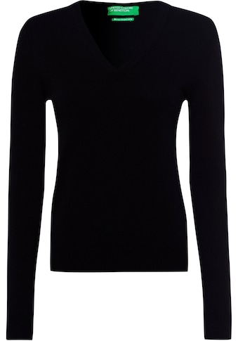 United Colors of Benetton V - Ausschnitt - Pullover kaufen