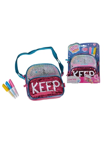 "SIMBA Kreativset ""Color Me Mine, Swap Pocket Bag"" (Set) kaufen"