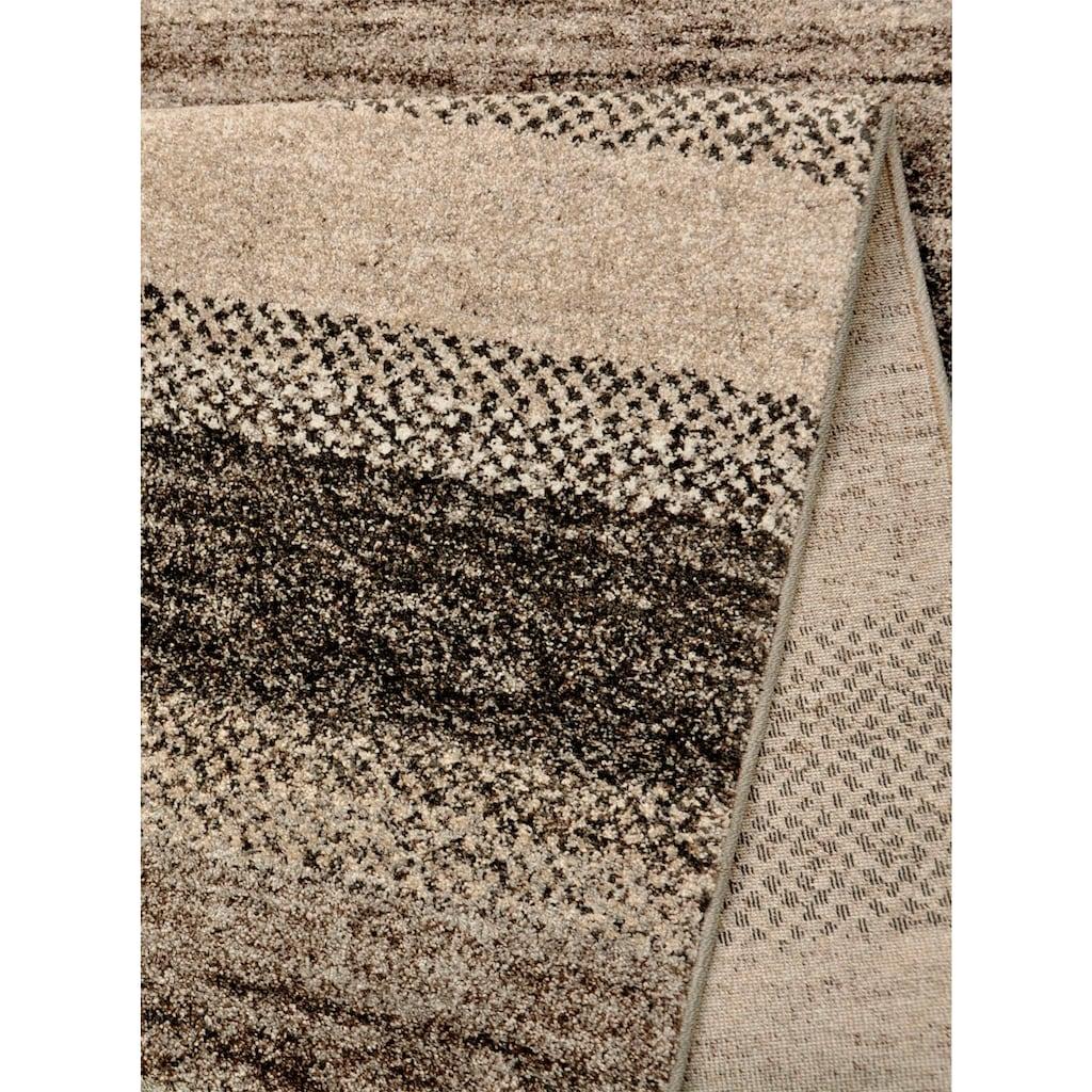 merinos Teppich »Milano 1455«, rechteckig, 10 mm Höhe, In- und Outdoor geeignet, Wohnzimmer