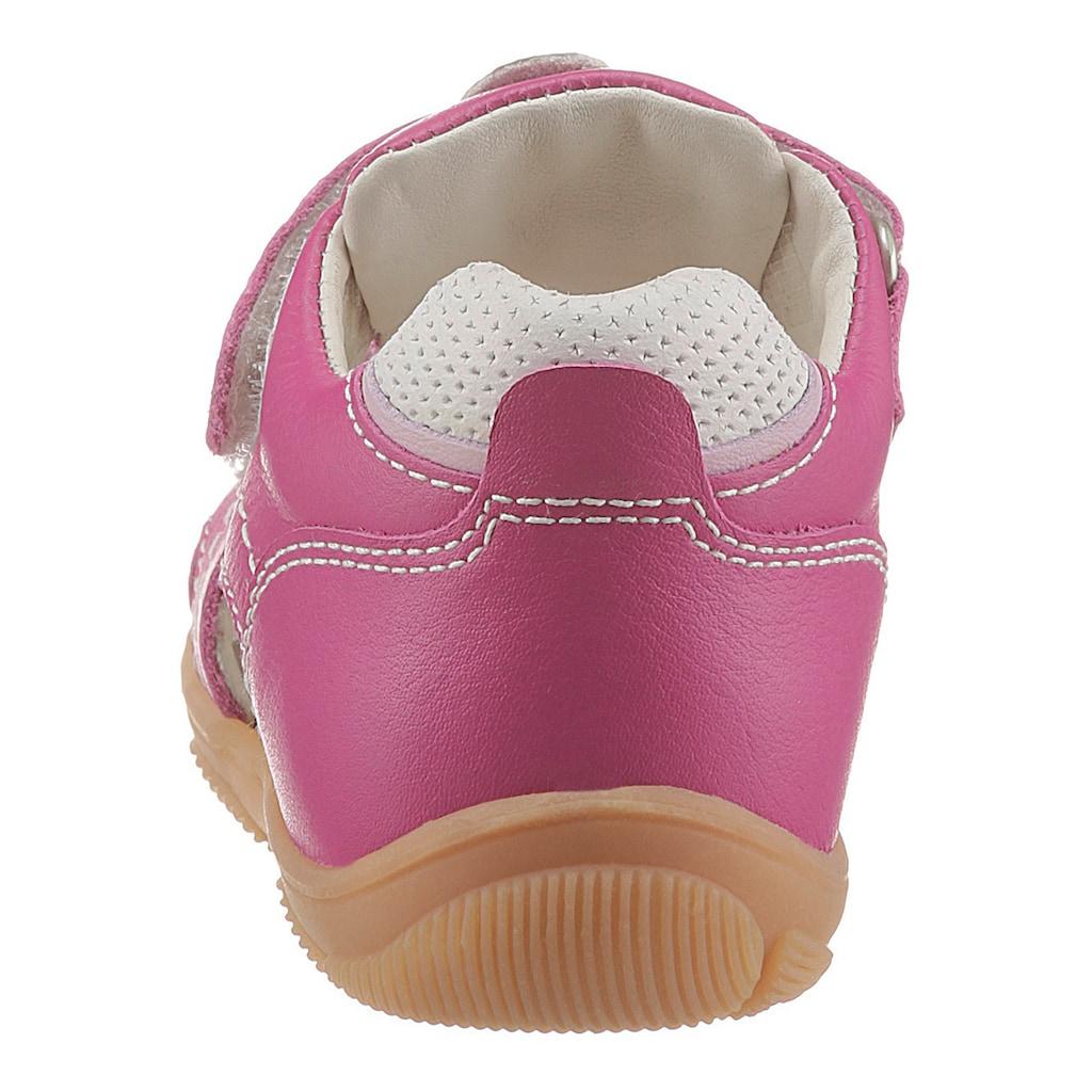 ELEFANTEN Sandale »Nachhaltig Terrra Tommy«, mit Klettverschluss