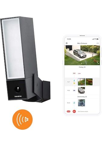 Netatmo Überwachungskamera »Smarte Außenkamera mit Alarmsirene«, Außenbereich, (1) kaufen